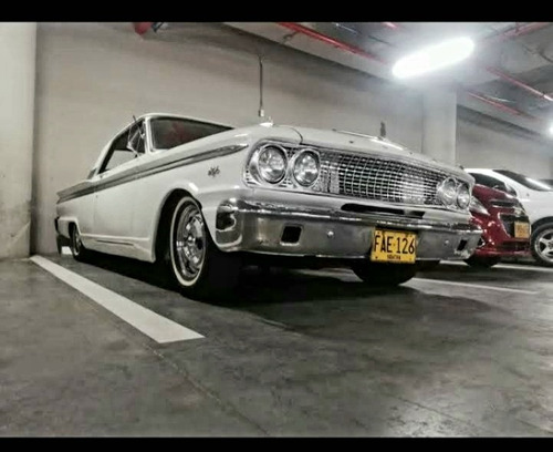 ford ford fairlane coupe