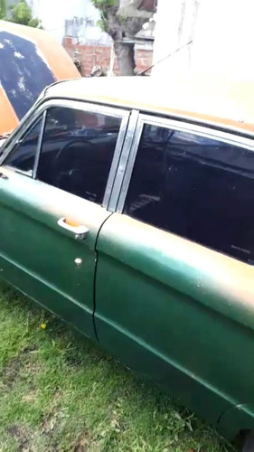 ford ford falcon 68