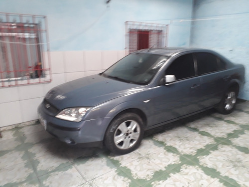 ford ford mondeo 2002