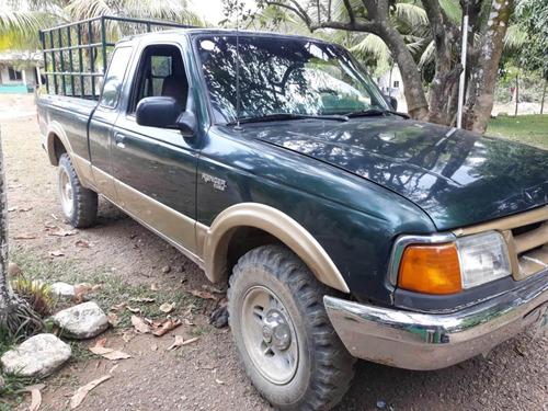 ford ford ranger transmisión manual