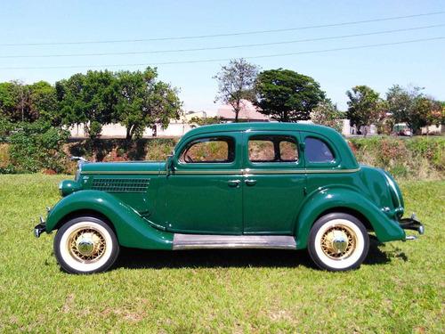 ford fordor touring sedan 1935 v-8 4 portas