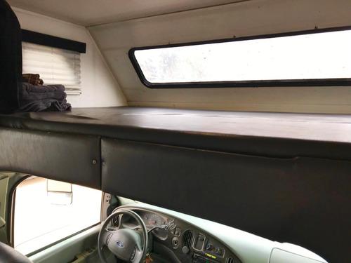 ford four winds motorhome equipado para taller