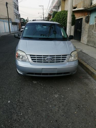 ford freestar 2007 3.9 minivan lx plus at