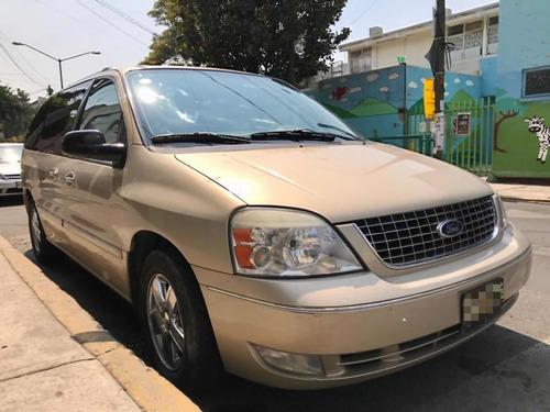 ford freestar 3.9 minivan limited mt 2007