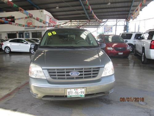 ford freestar 3.9 minivan lx base at
