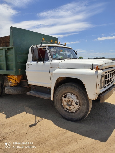 ford ft 7000 volcadora