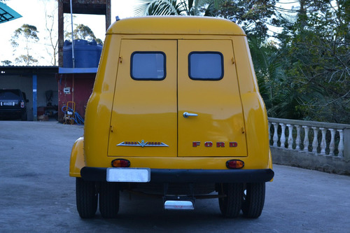 ford furgao f350 bus pick up modelo rarissimo
