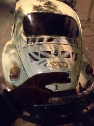 ford fusca 73 bege