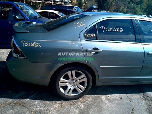 ford fusion 06-09 2.3 autopartes refacciones yonkeado