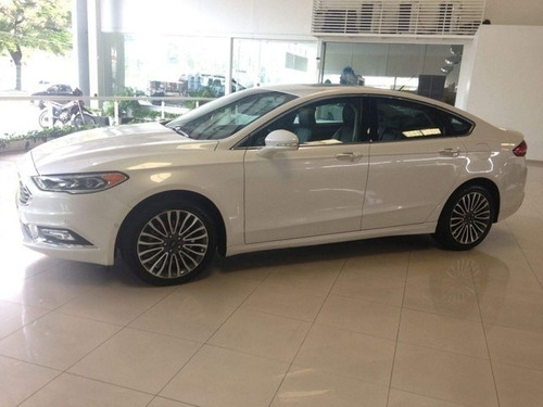 ford fusion 2.0 ecoboost sel (aut) 2017/2018