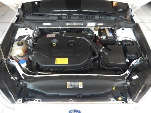 ford fusion 2.0 ecoboost titanium awd automático 2017