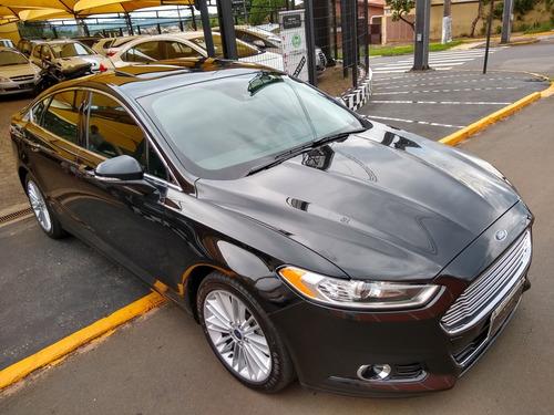 ford fusion 2.0 gtdi titanium aut. 4p 2015