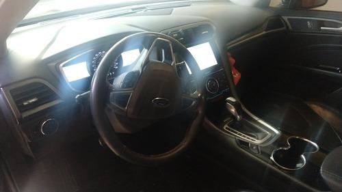 ford fusion 2.0 gtdi titanium awd aut. 4p 2014