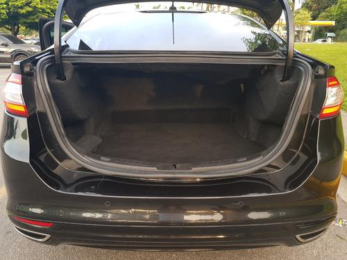 ford fusion 2.0 gtdi titanium awd aut. 4p blindado 3-a