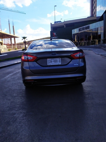 ford fusion 2.0 luxury plus
