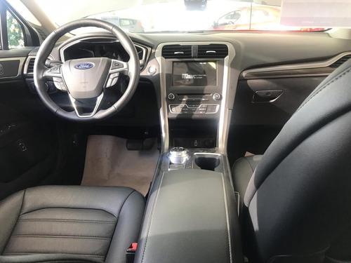 ford fusion 2.0 se híbrido 2018