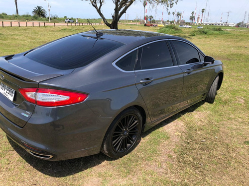 ford fusion 2.0 se luxury at