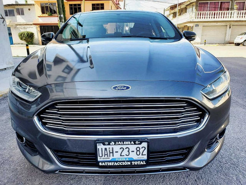 ford fusion 2.0 se luxury mt 2015