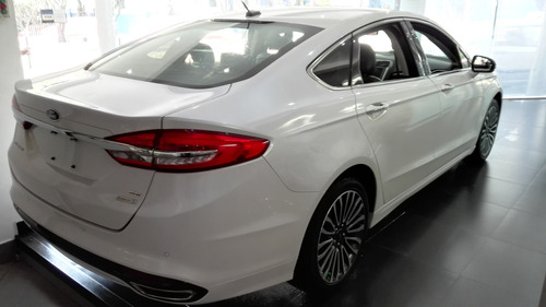 ford fusion 2.0 se luxury plus 2017