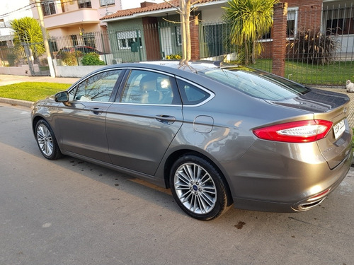 ford fusion 2.0 se luxury plus at 2014 dueno vende