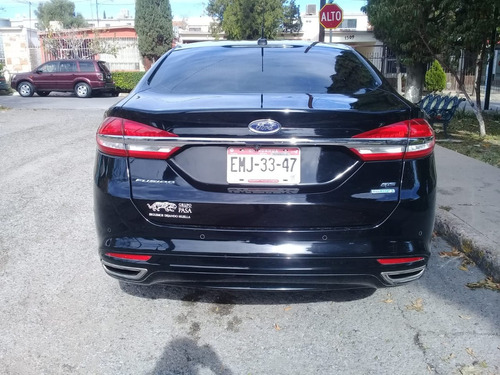 ford fusion 2.0 se luxury plus at