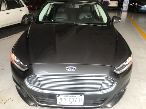 ford fusion 2.0 se luxury plus at turbo 2016