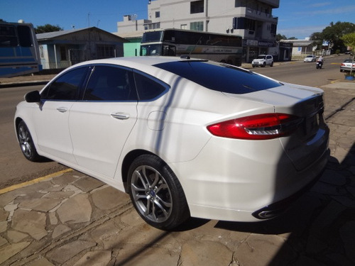 ford fusion 2.0 sel ecoboost 2017