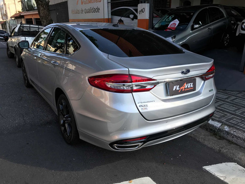 ford fusion 2.0 sel ecoboost aut. 4p 2018