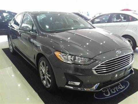 ford fusion 2.0 sel ecoboost aut. 4p 2019