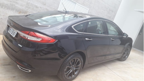 ford fusion 2.0 sel ecoboost aut. 4p