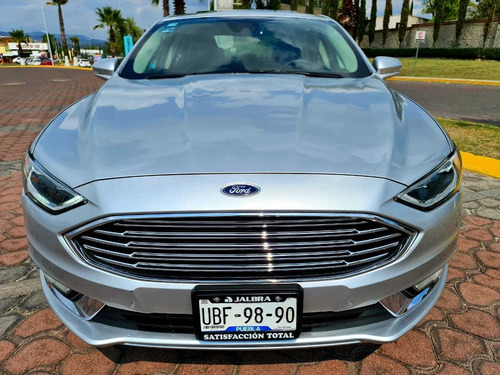ford fusion 2.0 titanium at 2018