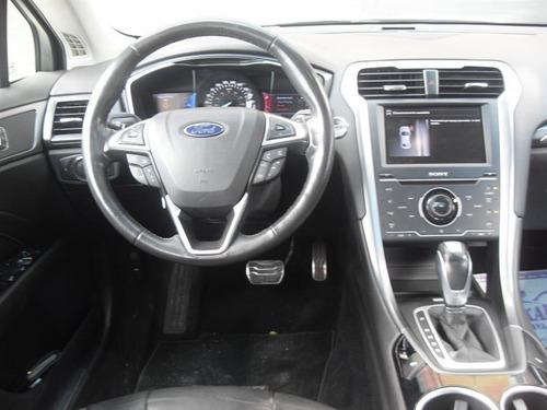 ford fusion 2.0 titanium awd 16v gasolina 4p automático 2012
