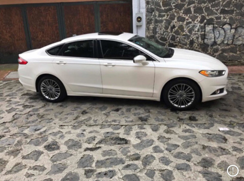 ford fusion 2.0 turbo se luxury