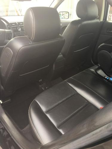 ford fusion 2007 2.3 sel aut. 4p preto 81.000 km originais