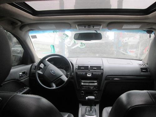 ford fusion 2008 sucata motor peças airbag interior