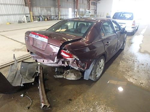 ford fusion 2012 sel chocado se vende completo o en partes