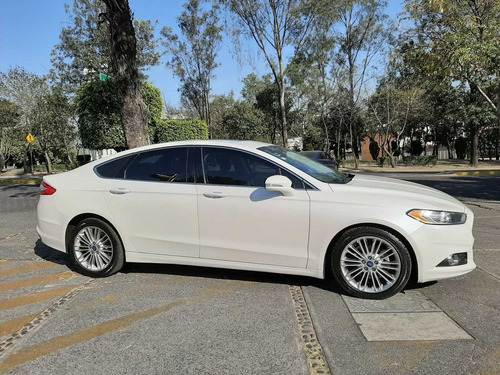 ford fusion 2014, ecoboost 4 cilindros turbo se luxury