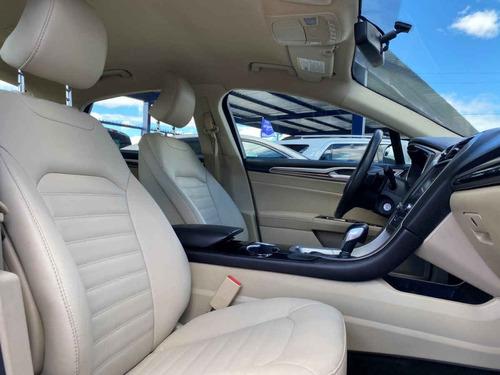 ford fusion 2016 4p se luxury l4/2.0/t aut