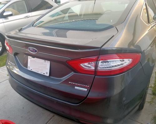 ford, fusion 2016, titanium ecoboost
