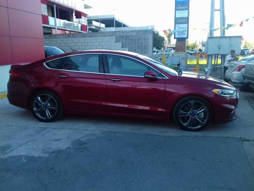 ford fusion 2017 2.7 sport at