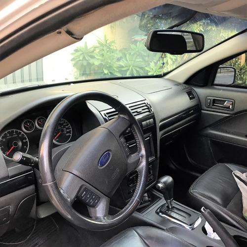 ford fusion 2.3 2007 blindado inbra preço espetacular!!!!