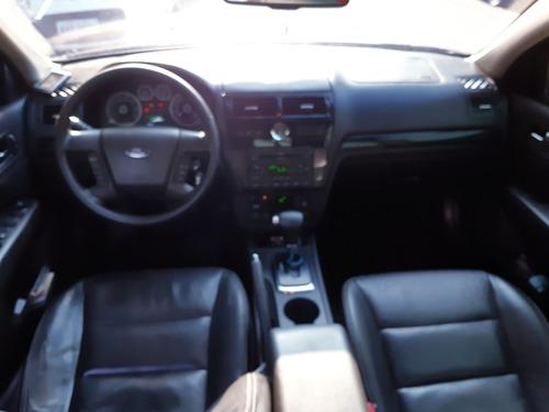 ford fusion 2.3 sel aut. 4p impecável