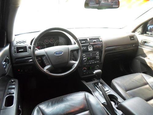 ford fusion 2.3 sel aut. - apenas 82.000kms