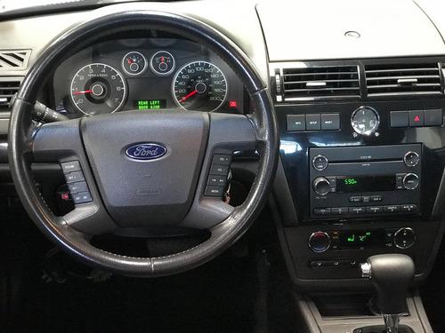 ford fusion 2.3 sel automatico (((blindado))) 2008/2008