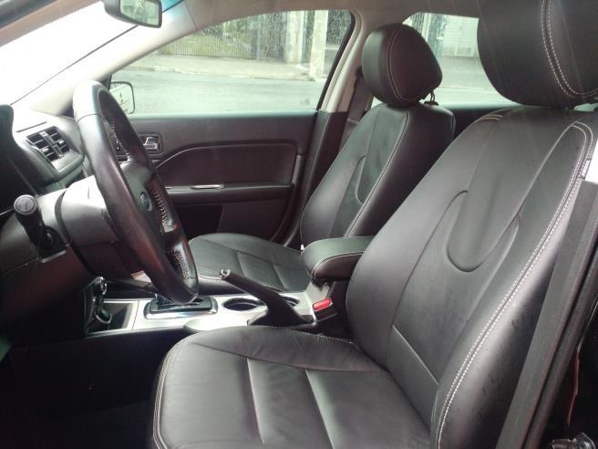 ford fusion 2.5 2012 zero de entrada vilage automoveis