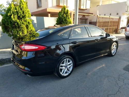 ford fusion 2.5 4cil