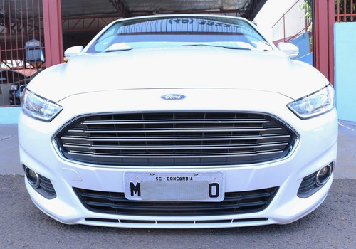 ford fusion 2.5 flex aut. 4p 2014 único dono