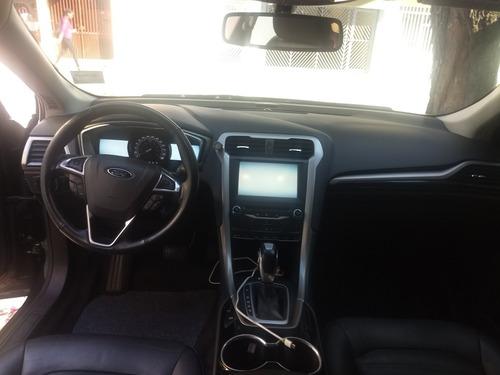 ford fusion 2.5 flex aut. 4p 2015