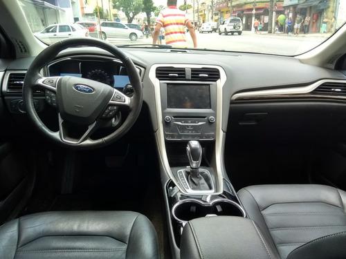 ford fusion 2.5 flex aut. 4p zero de entrada 2015