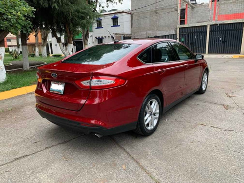 ford fusion 2.5 s at 2016